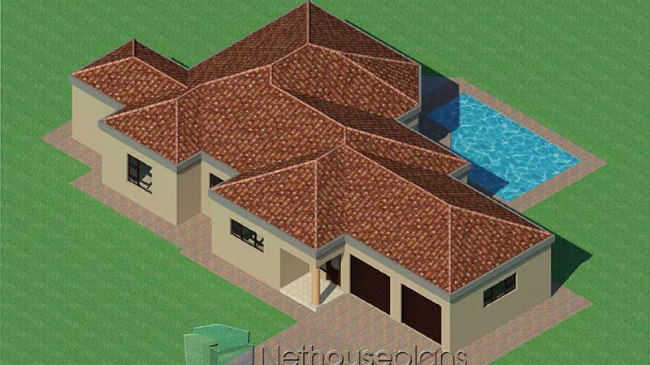 3 Bedroom House Plans With Garage House Designs Nethouseplansnethouseplans