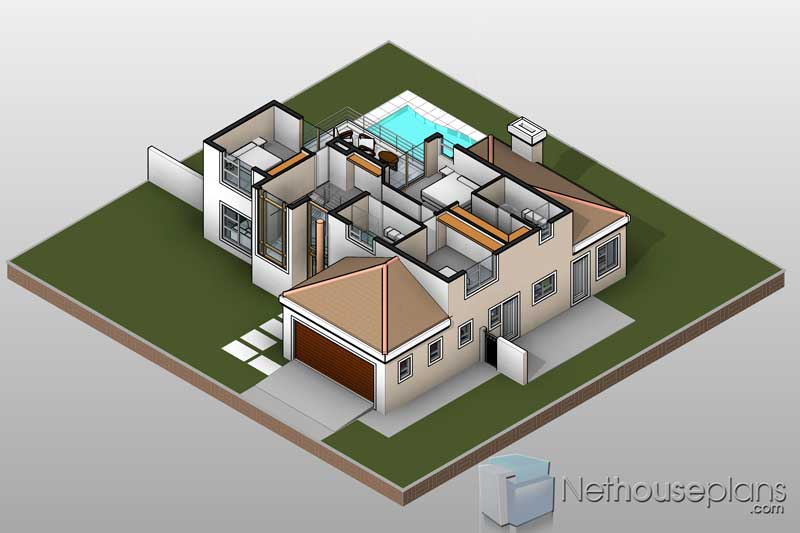 3-Bedroom-house-plans-South-Africa_T252D_First-Floor-Plan ...