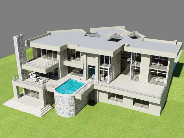 modern house plan contemporary house designs floorplanner three story house plan nethouseplans architects 3 Story house plan 4 garages three stories swimming pool Nethouseplans fourways south africa ranch farmhouse double story 3 bedroom house plans double storey 4 Bedroom house plans modern house plans, lake house plans