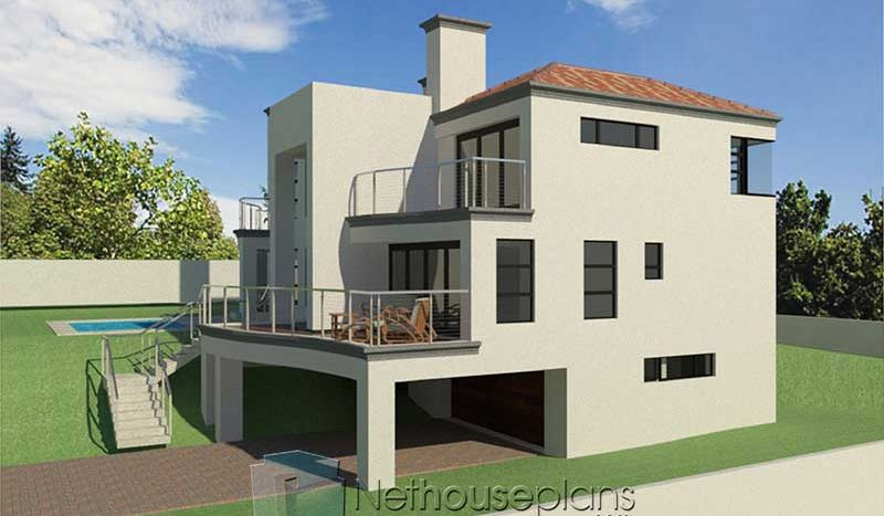 simple house designs south africa modern house designs double storey modern house designs with images 4 bedroom modern house designs in South Africa modern contemporary house plan designs with three storeys Nethouseplans