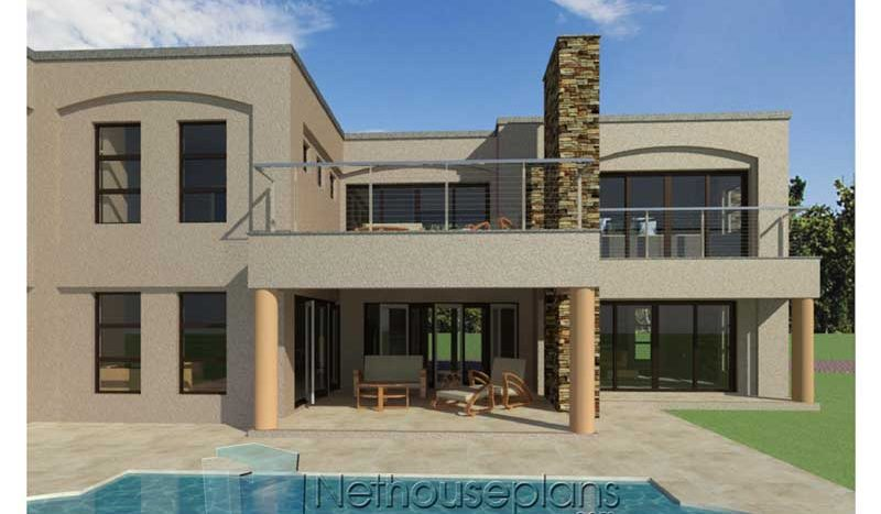 4 Bedroom Modern Home Design design your own house floorplanner house plans pdf download building plans double storey floor plans double story double storey 4 Bedroom house plans modern house plans Nethouseplans