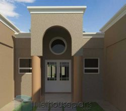 Modern 4 bedroom house plans 4 bedroom modern house plans modern flat roof house plans 4 bedroom single storey house plans south africa 4 bedroom house plans pdf downloads Nethouseplans