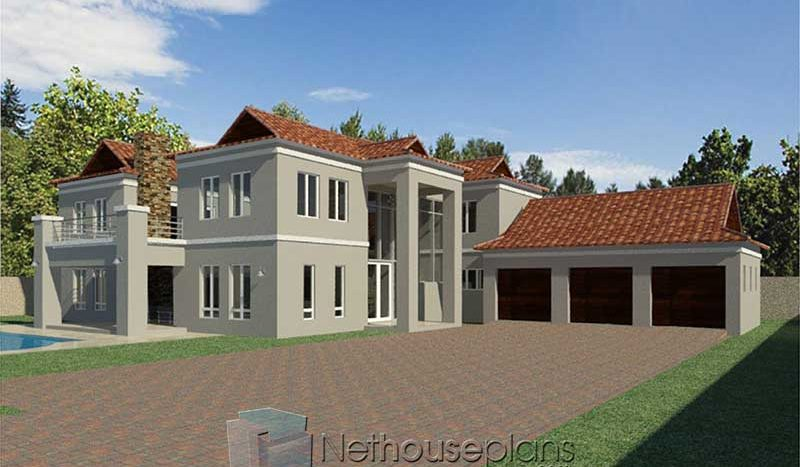 5 Bedroom house plans Bali architecture house plans double storey house plans pdf downloads double storey 5 bedroom house plans South Africa Nethouseplans