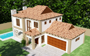 Double storey house plans with photos building plan home design floorplanner blueprint nethouseplans architects Bali architecture style house plan, modern south african house plans, balinese architecture, double storey house plan design