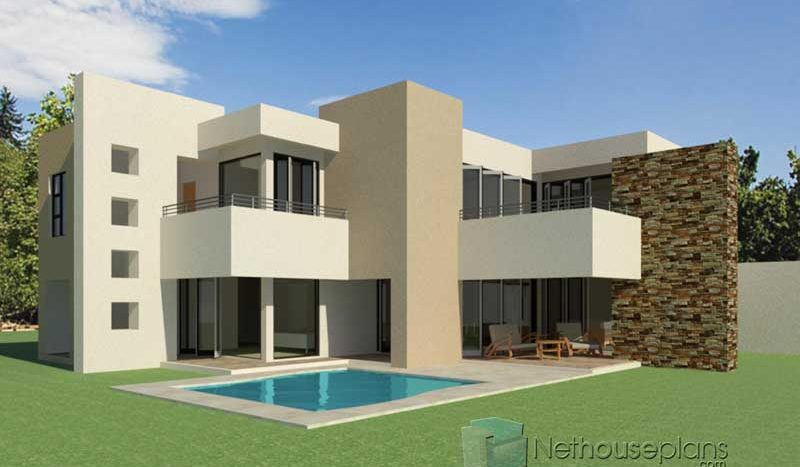 4 bedroom modern house plans pdf downloads contemporary modern house plans with photos modern contemporary house plan designs 4 bedroom modern house plans South Africa modern 4 bedroom 2 story house plans unique 4 bedroom modern house plans modern house designs 4 bedroom house plans modern double storey house plans 4 bedroom house plan design with 4 garages Nethouseplans