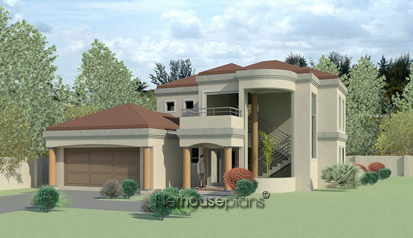 Beautiful House Plan Architectural Designs Net House