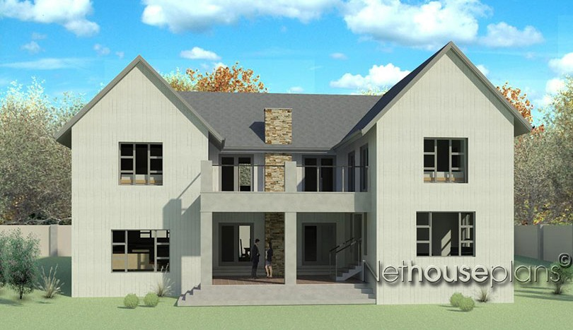 Ranch Style House Plan | South African House Design ...