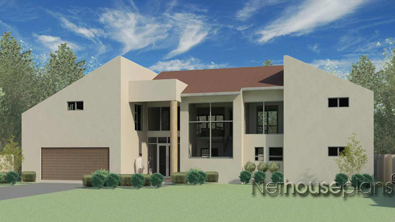 Beautiful 4 Bedroom House Plan With Photos Floor Plan Nethouseplansnethouseplans