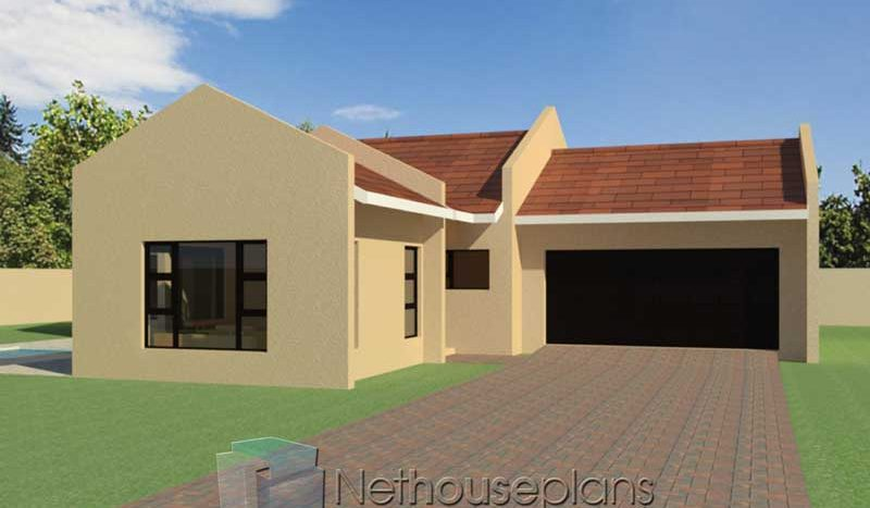 3 bedroom house plans south africa
