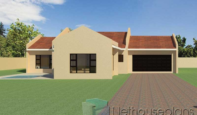 single storey house plans house floor plans with photos 3 bedroom house designs architecture designs 3 bedroom house plans with garages Nethouseplans