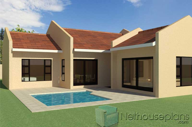 3 Bedroom House Plans For Sale in South Africa ...