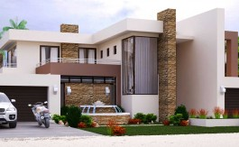 House plans south with photos africa house designs MODERN HOUSE PLAN SOUTH AFRICA with 4 bedrooms - Modern home design by Nethouseplans, Fourways, South AFrica modern architecture style