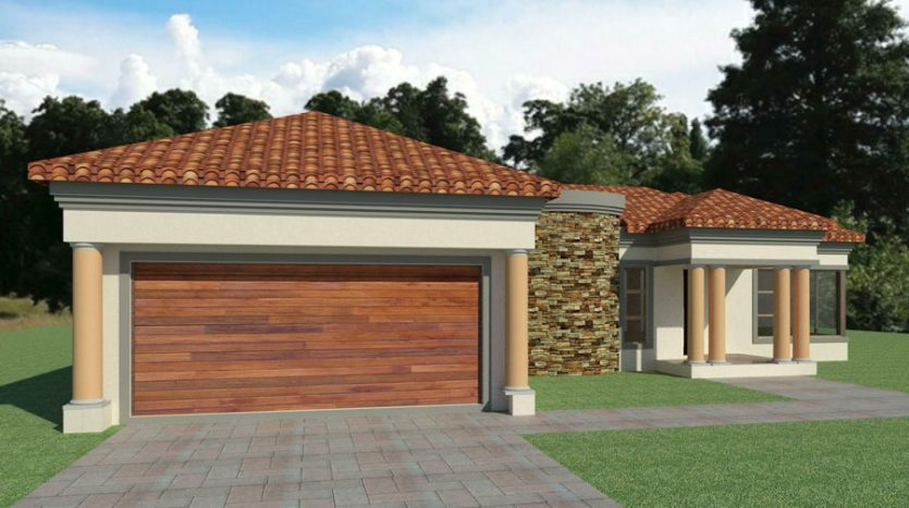 3 Bedroom house plan, Single storey house plans South Africa, Tuscan house design 3 bedroom single storey home, building plan, three bedroom architecture design, Nethouseplans, 3 bedroom house plans pdf downloads modern 3 bedroom house plans South Africa
