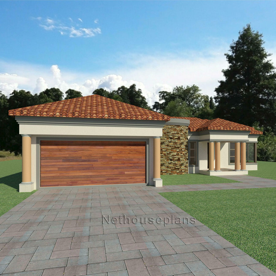 3 Bedroom House Plans South Africa | House Designs ...