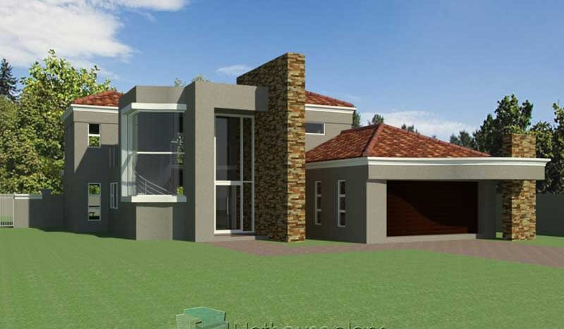 modern 4 bedroom house plan design, double storey house design with photos, Modern Tuscan house plan, floor plan with photos, House floor plans, Nethouseplans, unique house plans pdf downloads, House plans in Limpopo, House Plans for sale in Pretoria, House plan design South Africa