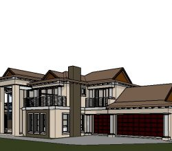 4 bedroom house plan, 4 bedroom house design, 466m2 double storey house plan design, 466sqm house plan with photos, Bali architecture designed house plan, south africa, Nethouseplans
