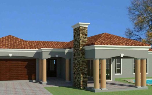 3 bedroom house plan design South Africa 3 bedroom house plans with photos South Africa modern floor plans Nethouseplans
