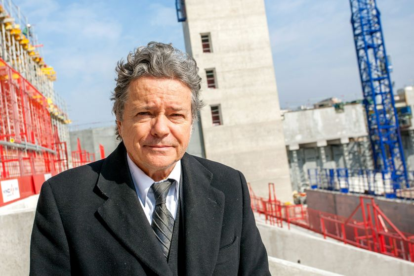 Christian de portzamparc architect top 15 european - Greatest architects of all time ...