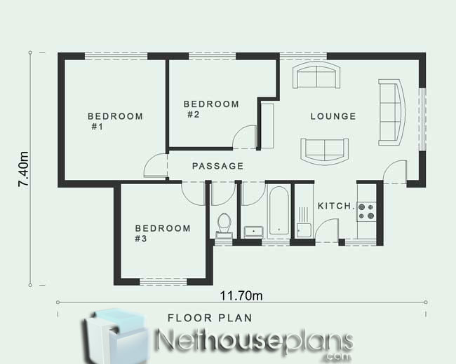 Magnificent Narrow Lot House Plans Home Designs For Narrow Lots Download Free Architecture Designs Rallybritishbridgeorg