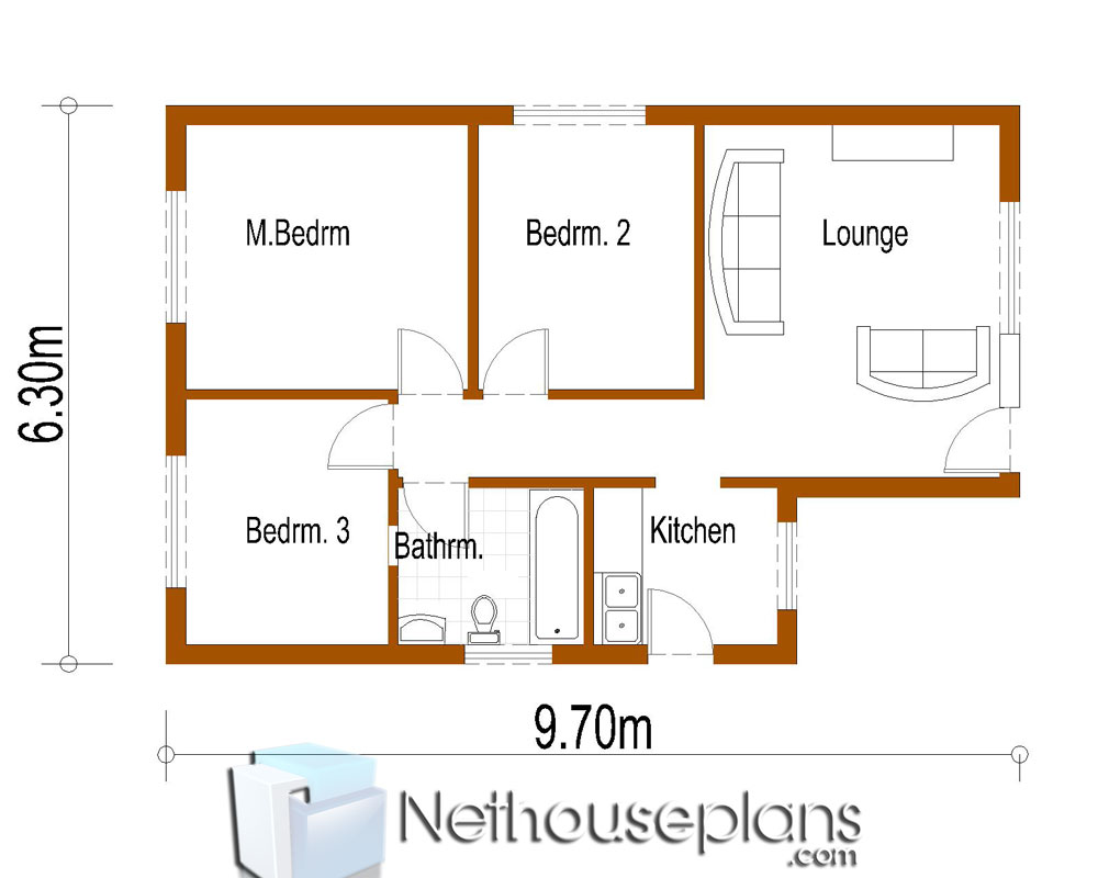 Small Cottage House Plans | Home Designs ... on zimbabwe house plans, zimbabwe before and after, zimbabwe architecture,